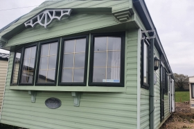 BK PARKSTONE caravan for sale - Sheffield