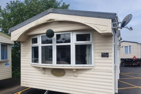 WILLERBY SALISBURY caravan for sale - Sheffield